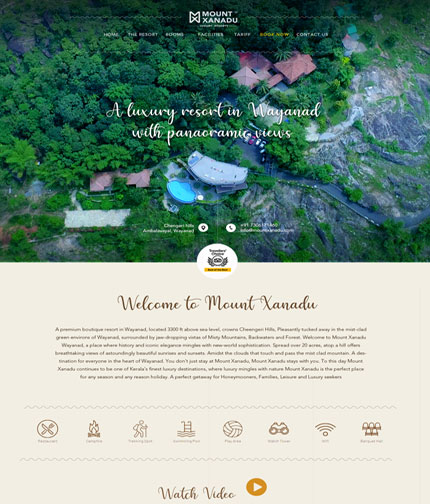 Xanadu Resort Wayanad